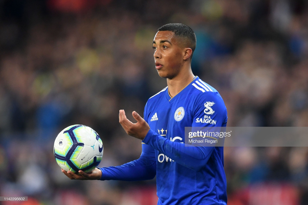 Leicester City step up Youri Tielemans pursuit amid Manchester United interest