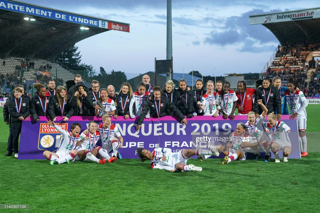 Coupe de France Féminine semi-final preview
