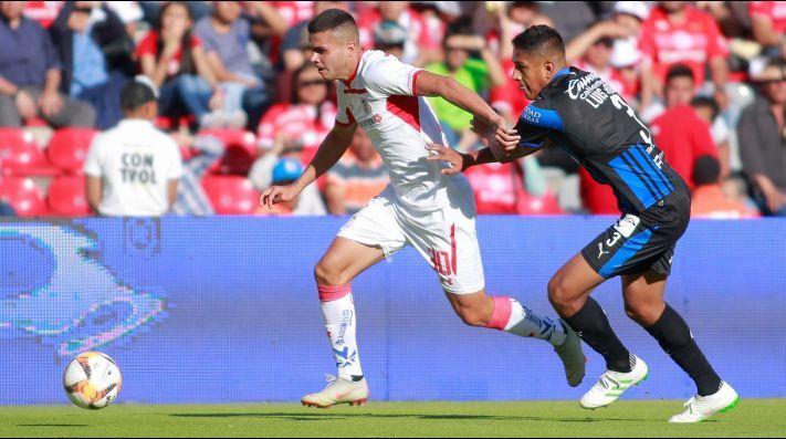 Toluca vs Querétaro en vivo online en Liga MX 2019 (0-0)