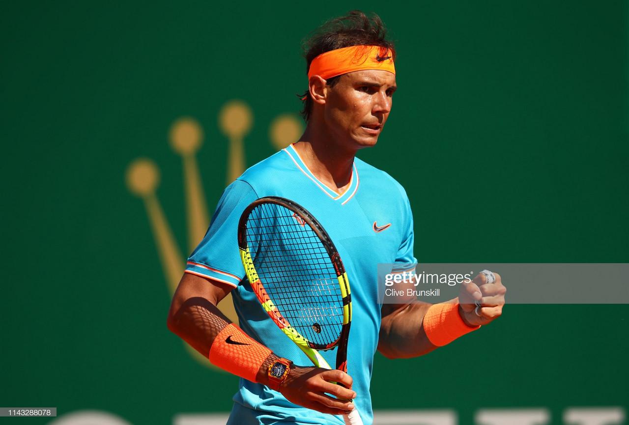 ATP Monte Carlo Day 3 recap: Nadal, Zverev cruise to wins; Nishikori, Goffin upset
