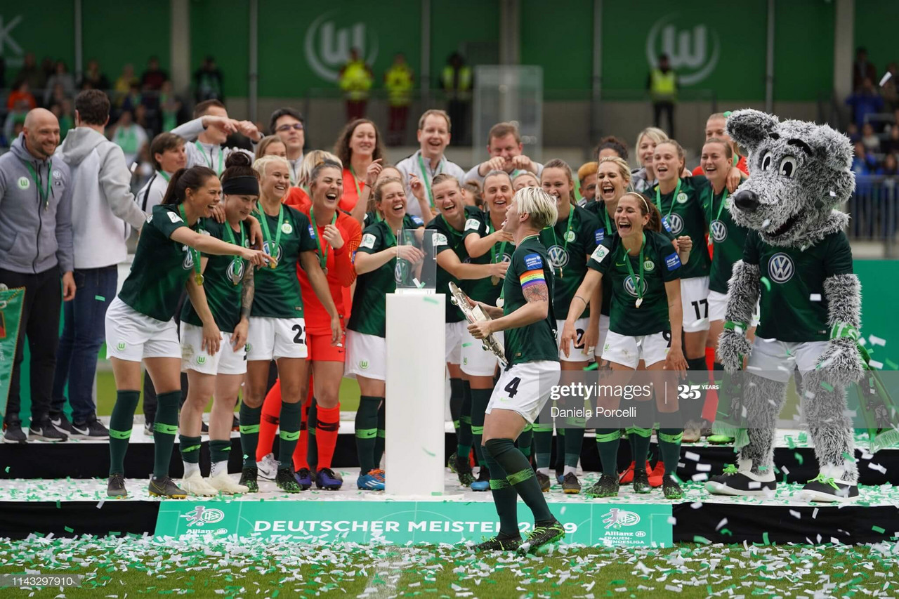 Frauen Bundesliga could resume from 23rd May behind closed doors