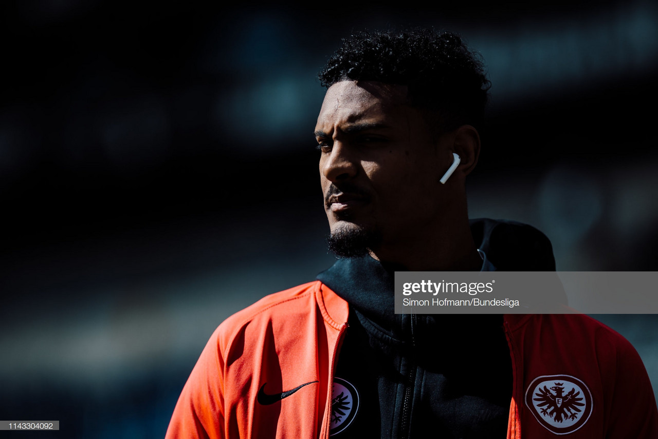 West Ham United and Eintracht Frankfurt agree a £45m fee for Sébastien Haller