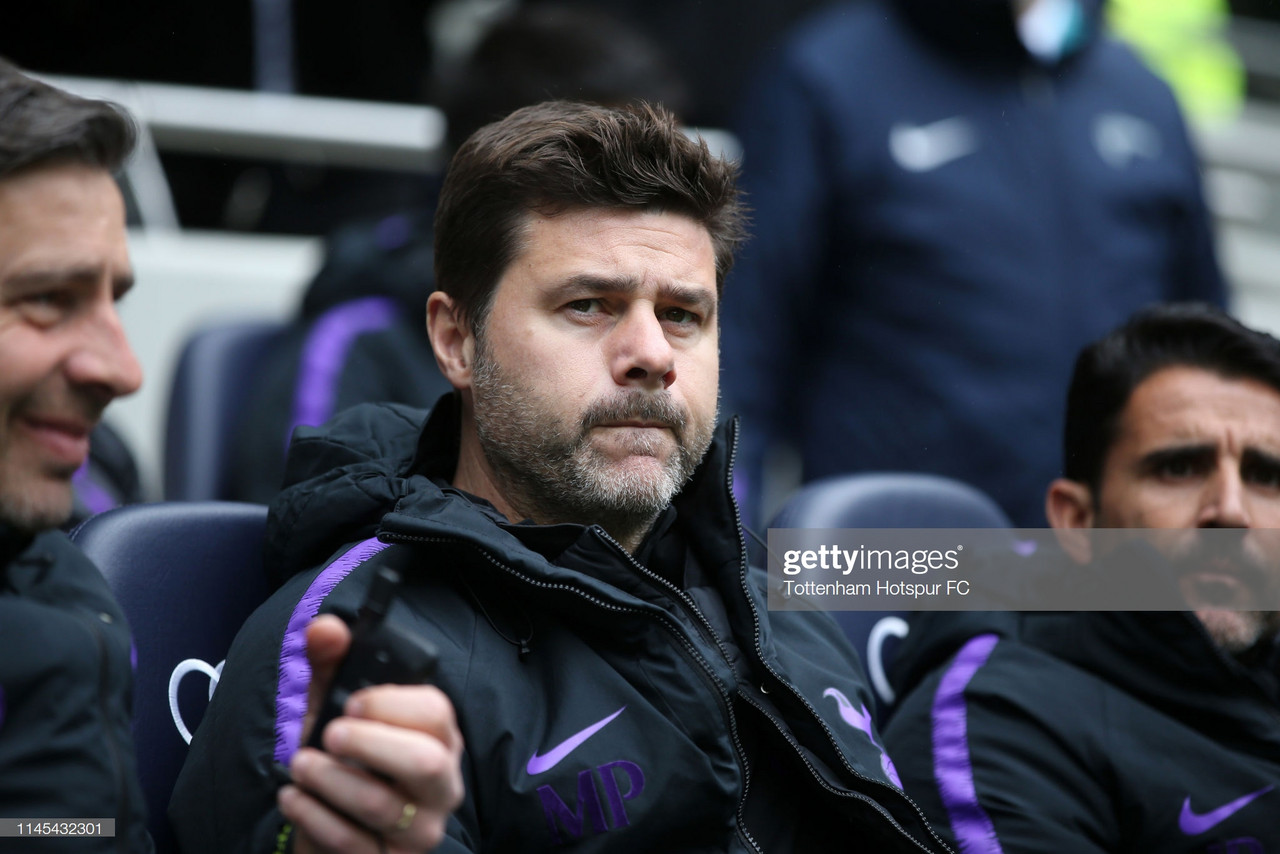Mauricio Pochettino admits his side were suffering from tiredness as Spurs suffered defeat against West Ham