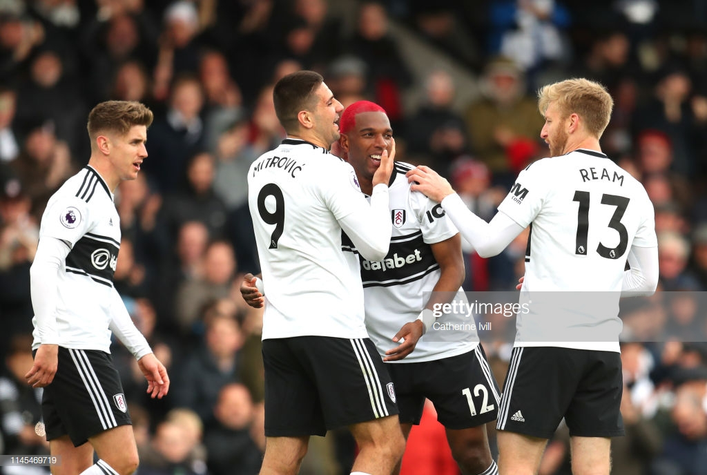 Fulham 1-0 Cardiff City: Babel bullet deals hammer blow to Bluebirds' survival hopes