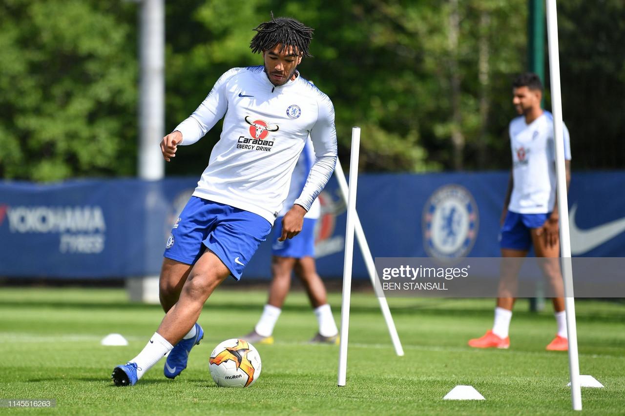 Cesar Azpilicueta backs Reece James to become next Chelsea star