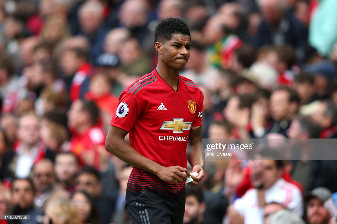 Opinion: The Marcus Rashford dilemma facing Manchester United this summer