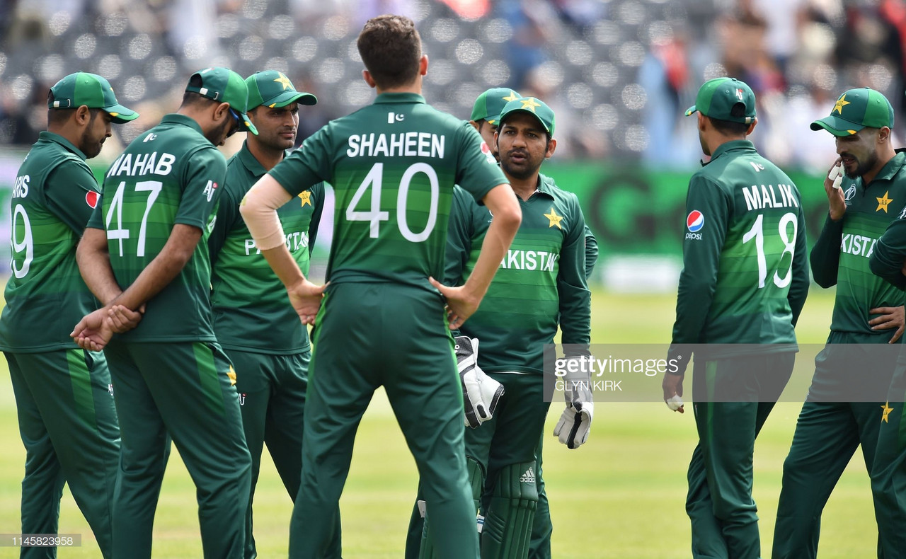 2019 Cricket World Cup Preview: Pakistan