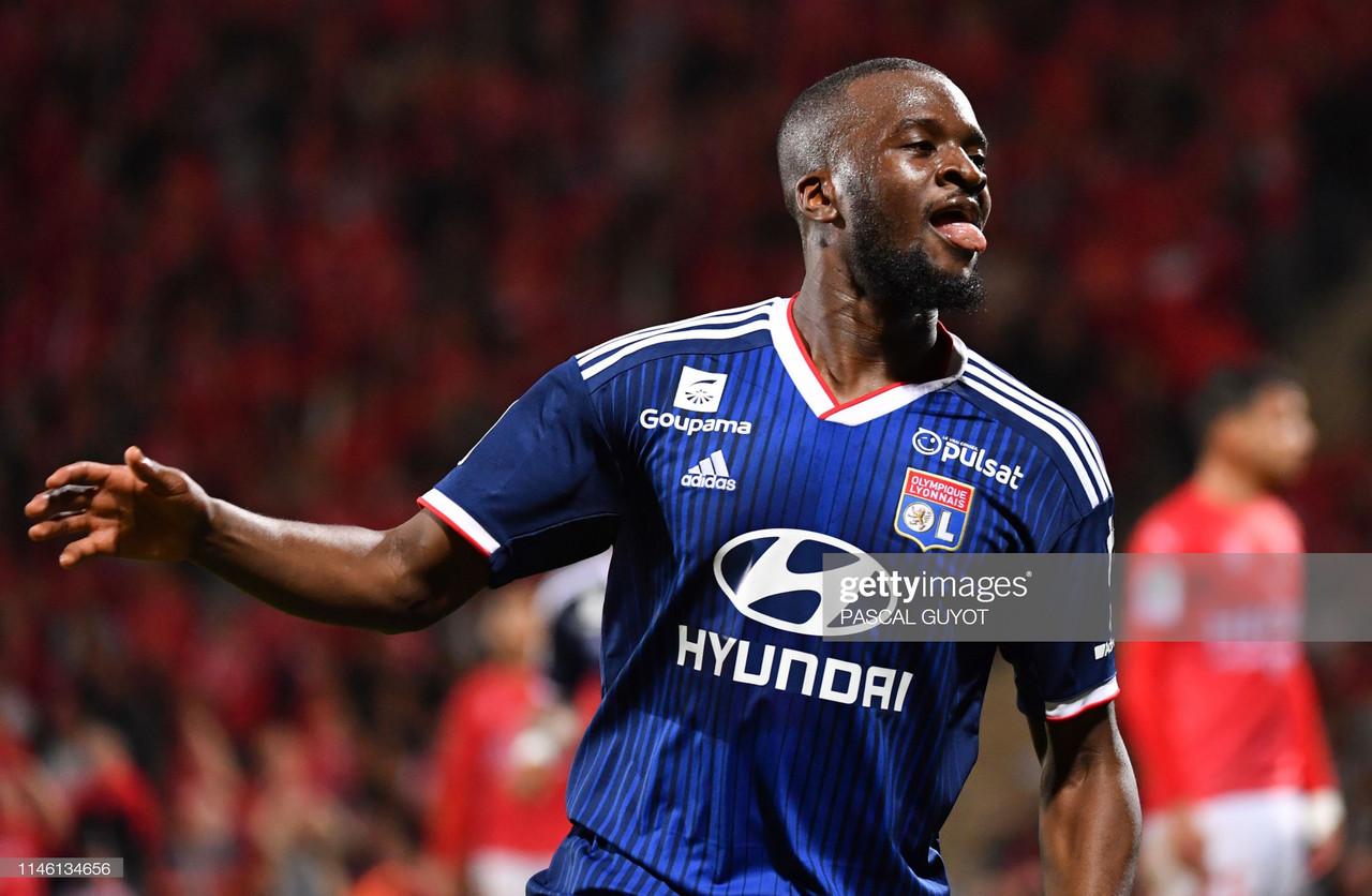 Tottenham Hotspur agree £65m deal for Tanguy Ndombele