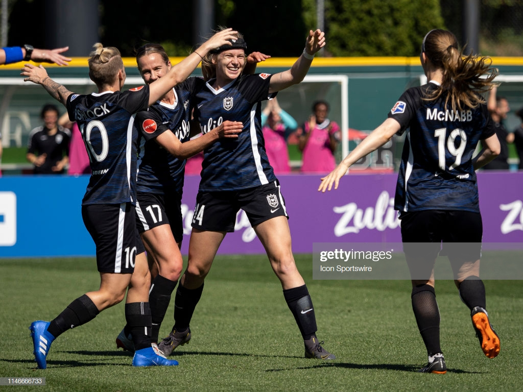 Reign FC vs North Carolina Courage: A back to back win in Tacoma