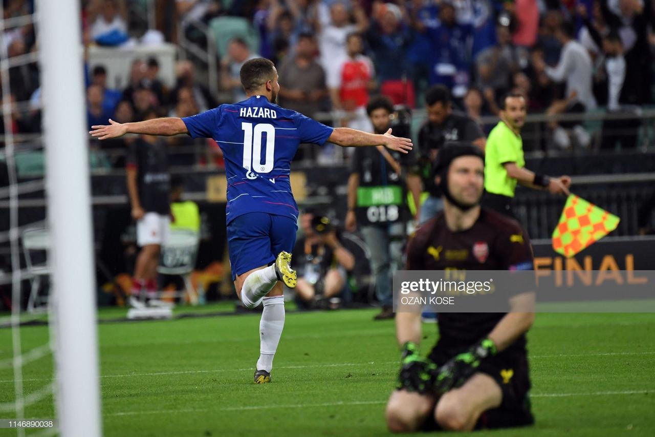 Glória para o Chelsea