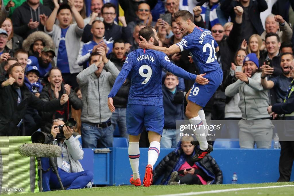 Chelsea 3-0 Watford: Massive win puts European dream in Blues' hands