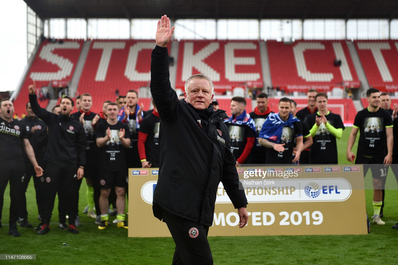 Chris Wilder leaves Sheffield United: A view from the Bramall Lane terraces