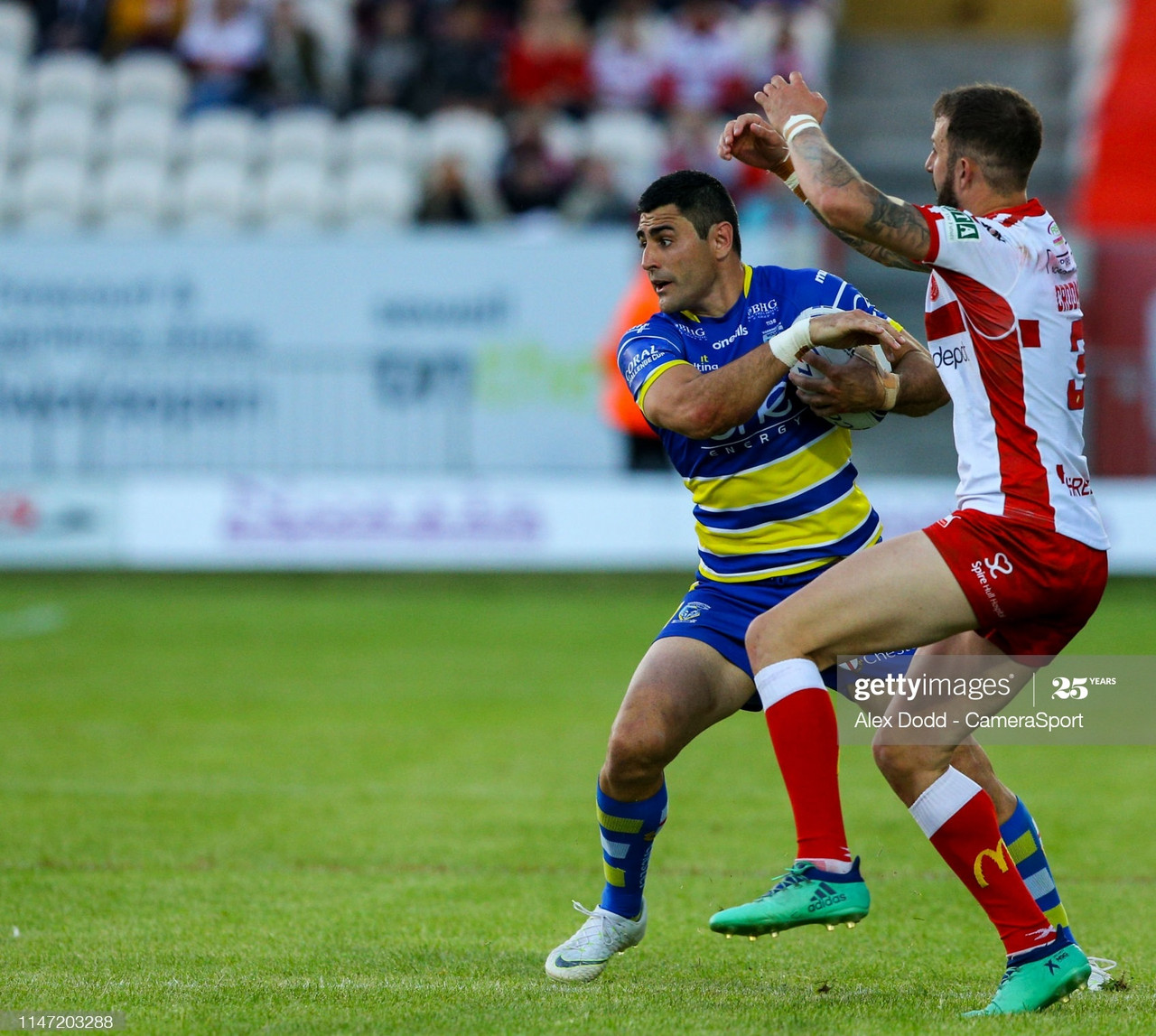 Warrington Wolves vs Hull KR preview: First test for both sides since March