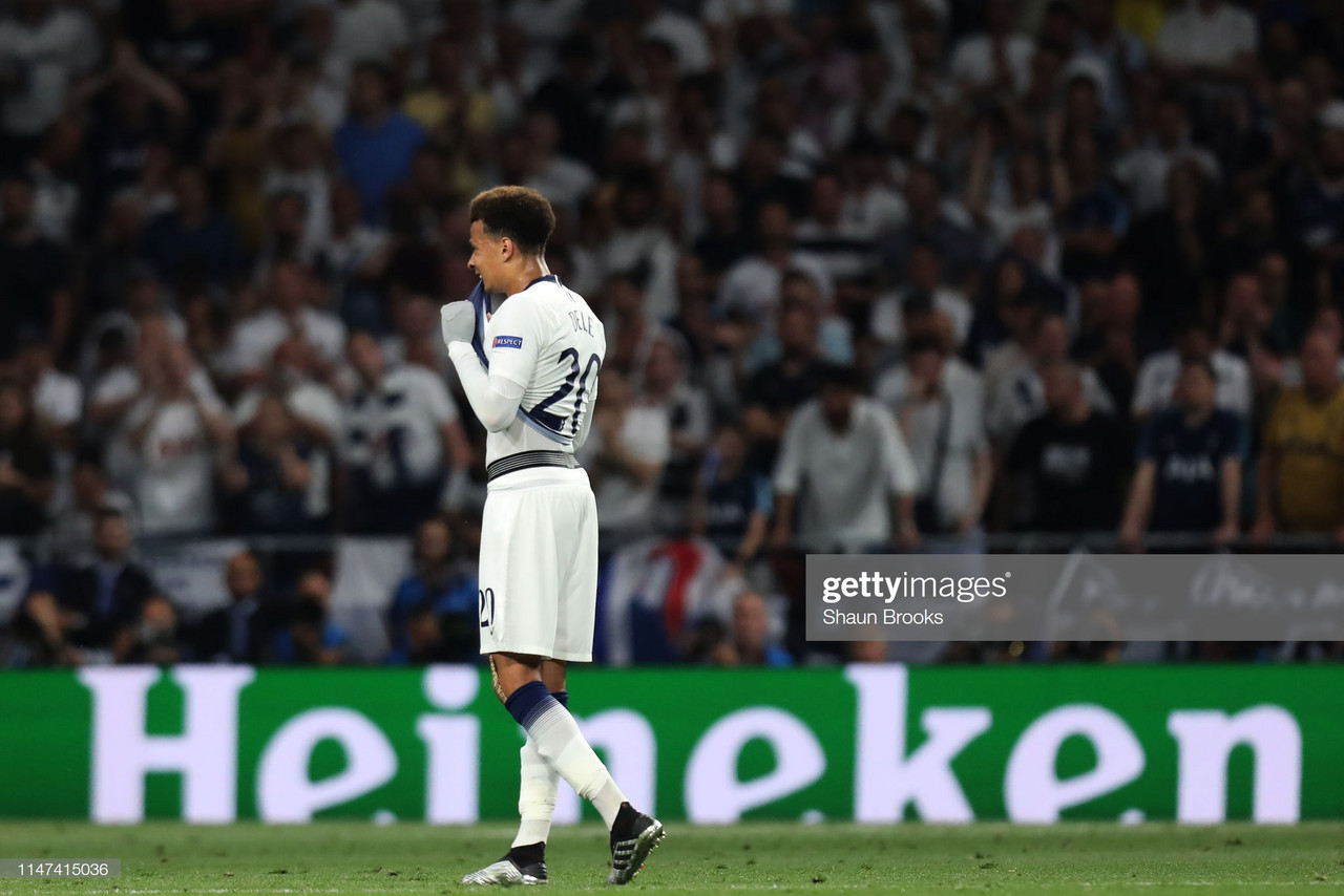 Dele Alli insists Spurs will use Champions League defeat to Liverpool as motivation