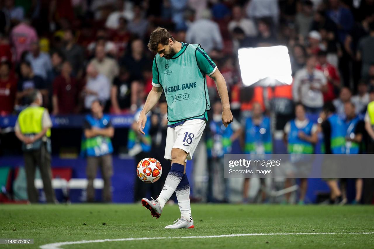 Will Tottenham miss Fernando Llorente?