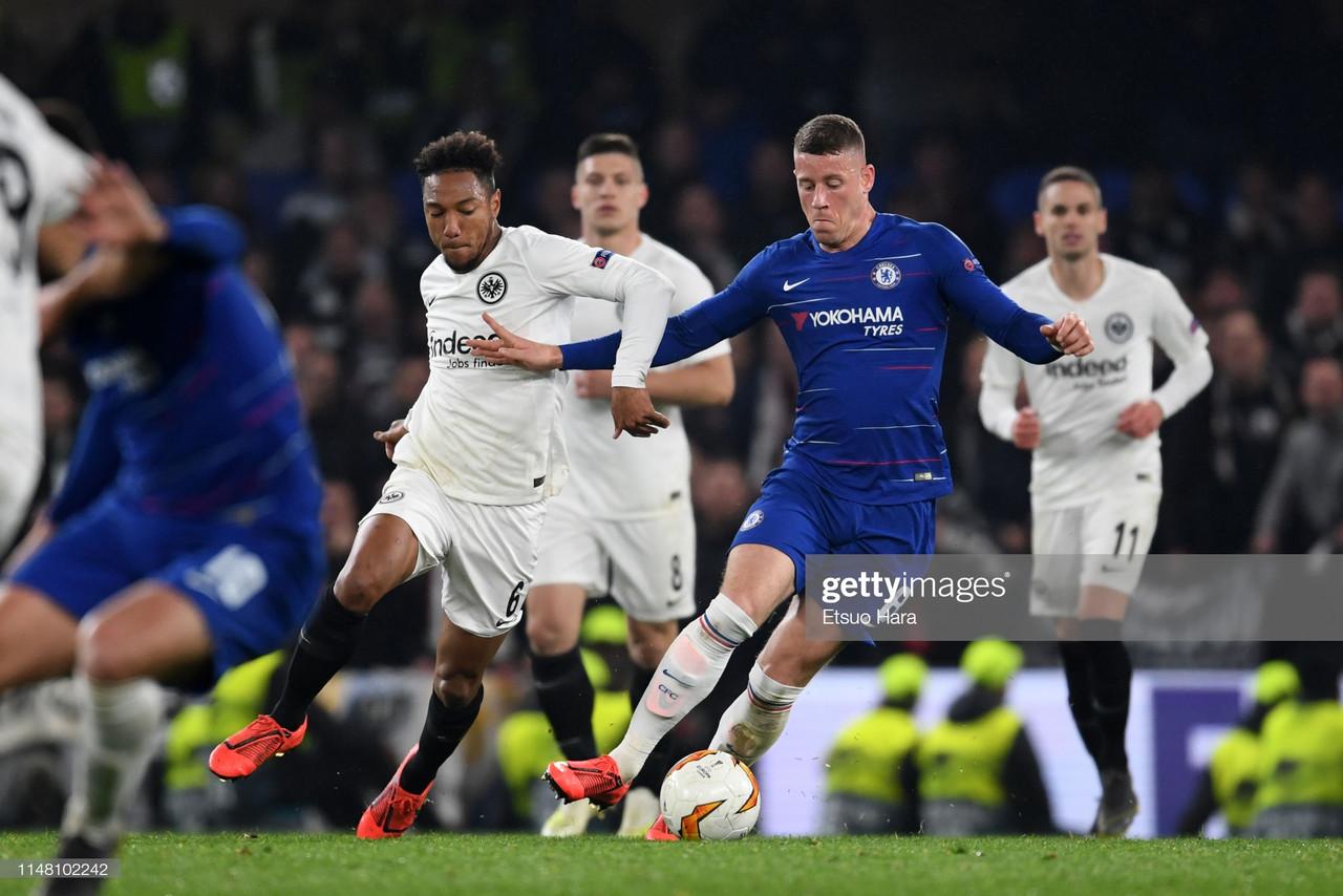 Chelsea com os dois pés na final da Liga Europa