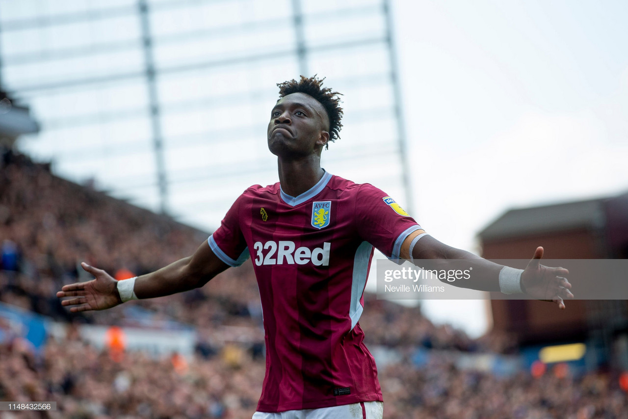 Tammy Abraham: Determined to take his Chelsea chance