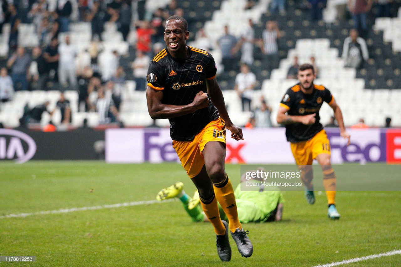 Besiktas 0-1 Wolves: Late winner gives Wolves their first group phase win