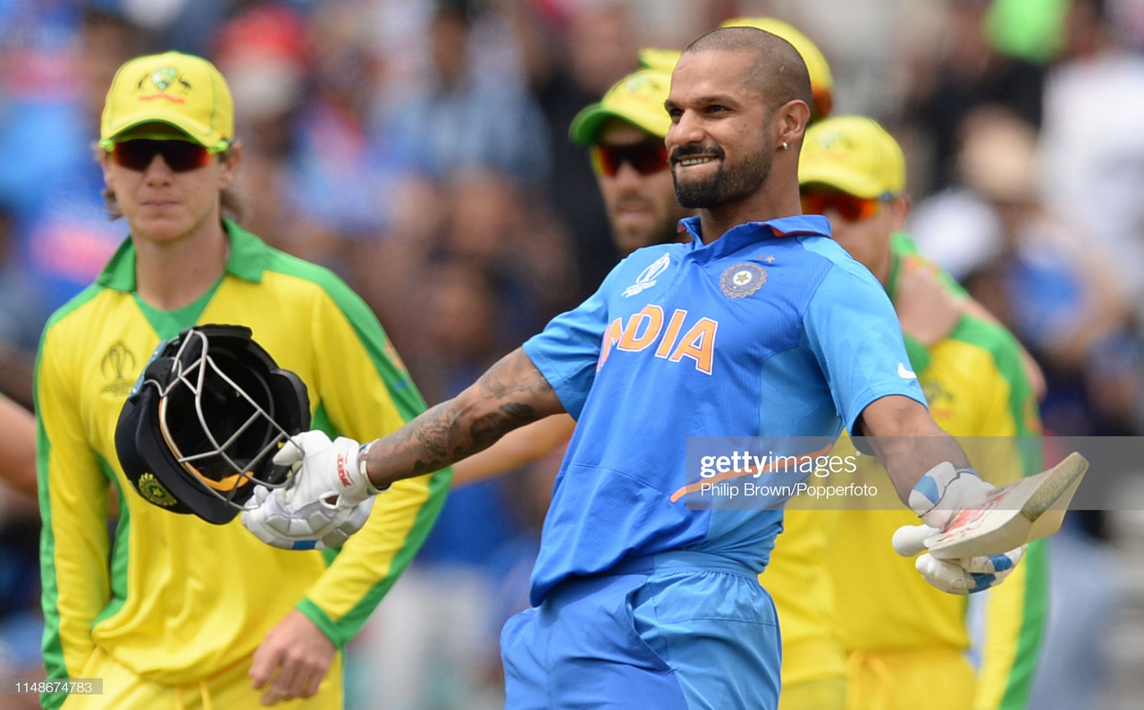 2019 Cricket World Cup: India beat Australia in high-scoring affair