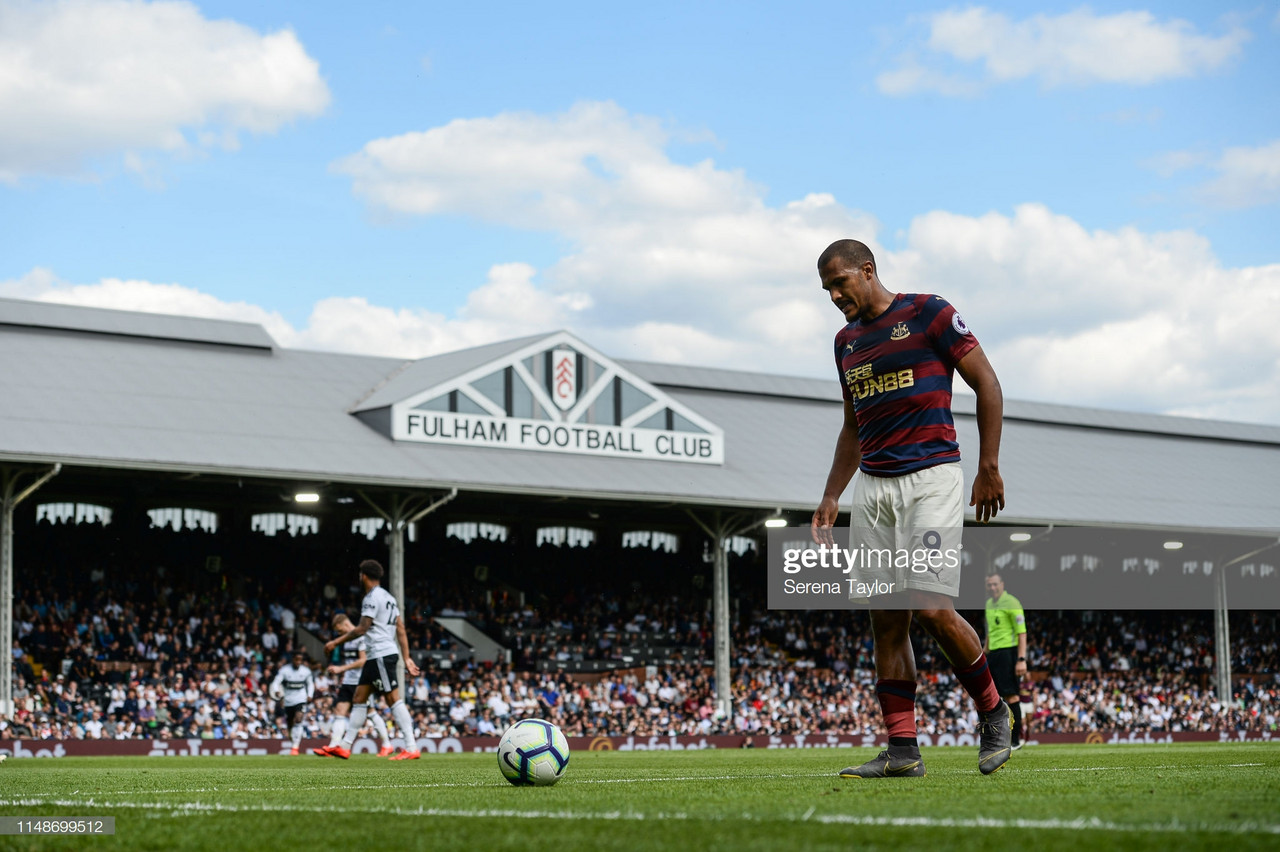 West Ham United ready to step up Salomon Rondon interest