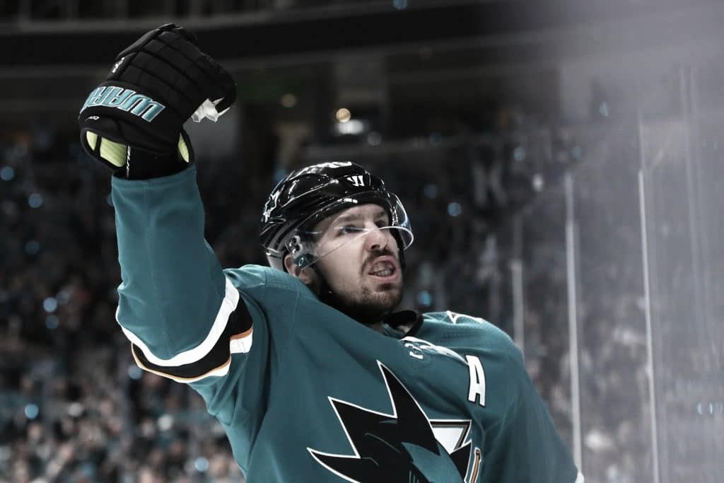 Couture es el nuevo capitán de los Sharks