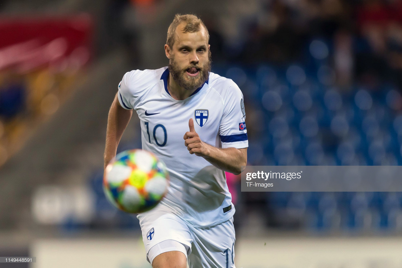 Pukki star rising as he gets Finland call-up and chases further records for club and country