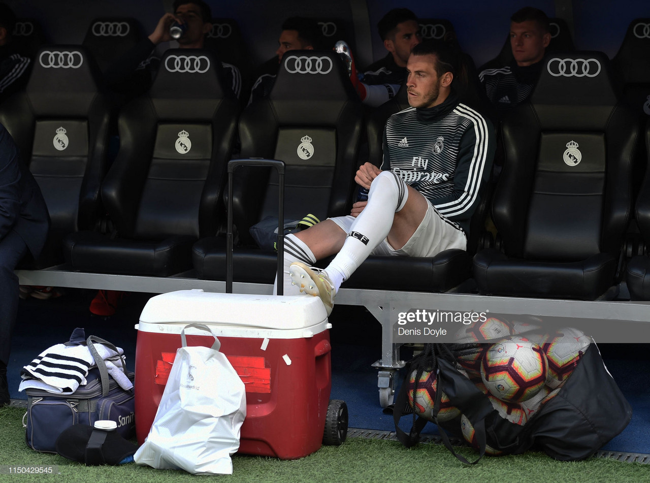 Tottenham eye potential deal for Real Madrid's Gareth Bale