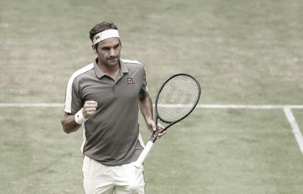 Con sufrimiento Federer avanza a la siguiente ronda