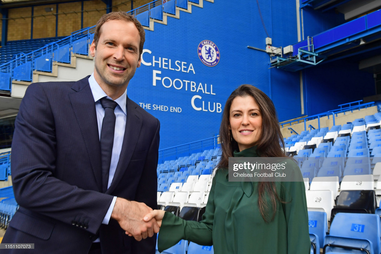 Cech returns to Chelsea as a Technical and Performance Advisor