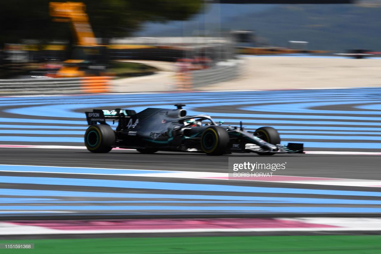 Hamilton dominates to take French GP win