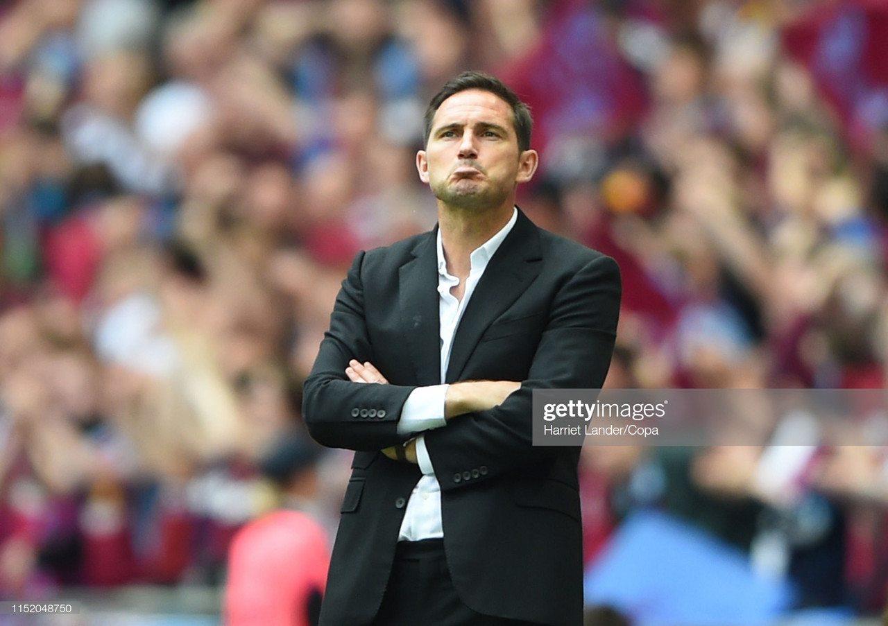 Is Lampard what Chelsea are looking for?