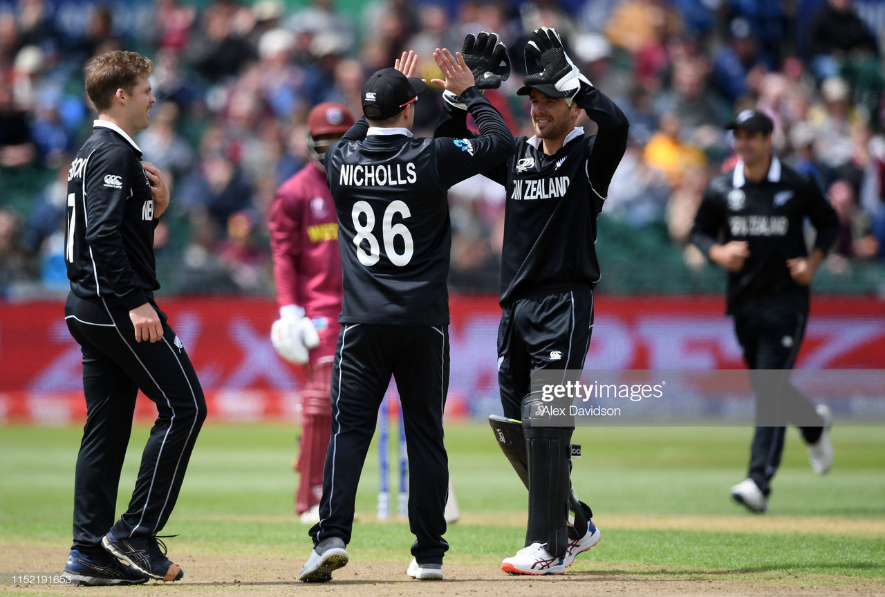 2019 Cricket World Cup Preview: New  Zealand