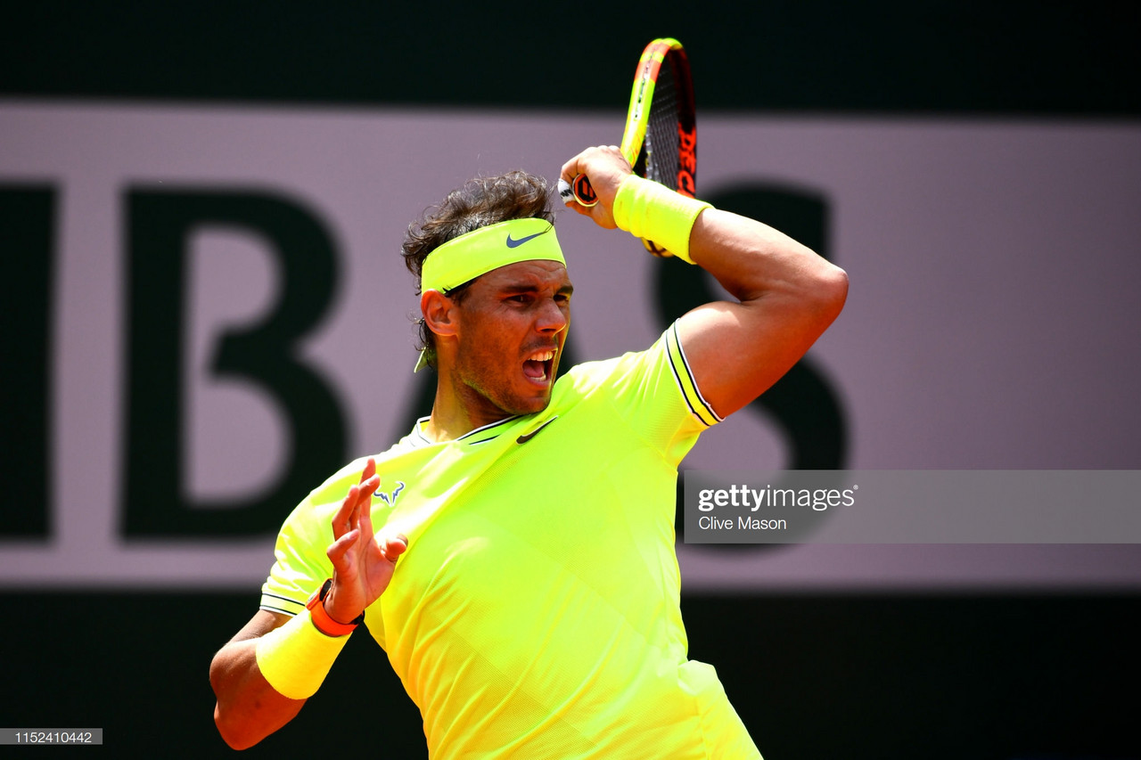 French Open: Rafael  Nadal through to third round with ease