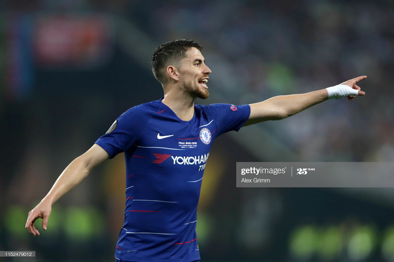 Chelsea boss Lampard insists Gilmour selection nothing to do with Jorginho future