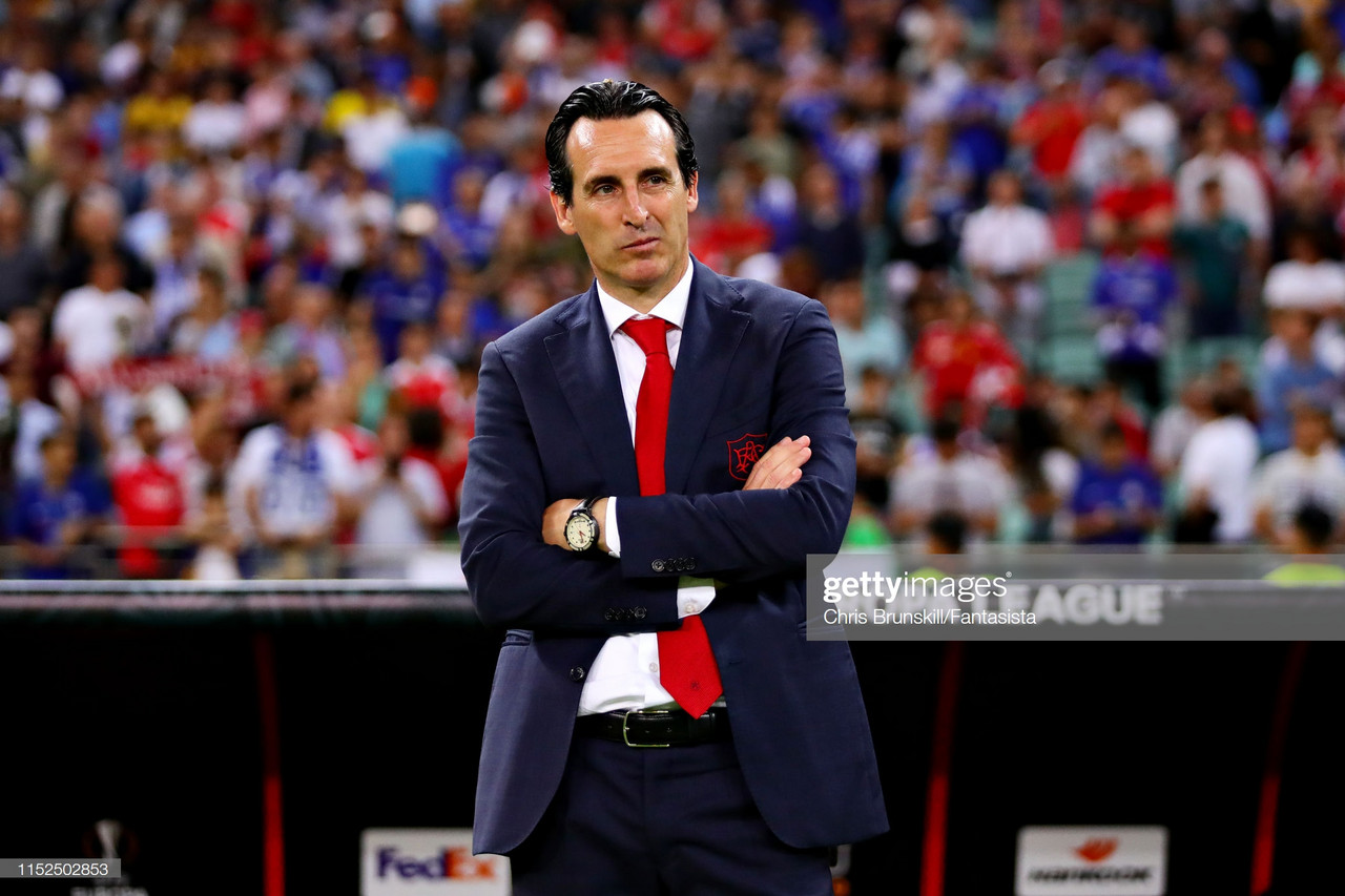 Opinion: Unai Emery needs time to put his stamp on Arsenal
