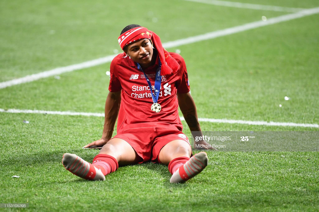 Liverpool's stars-in-waiting: Rhian Brewster