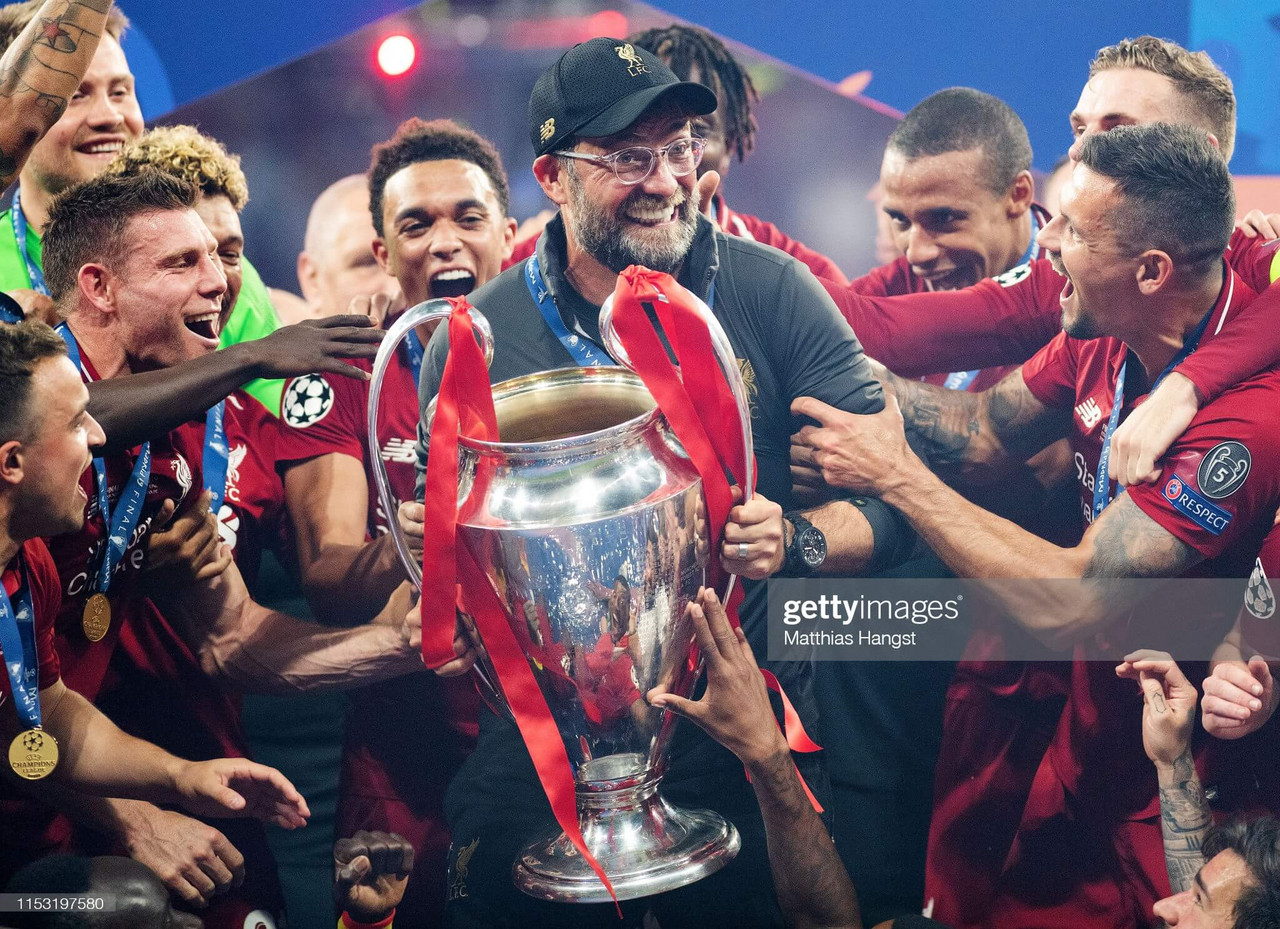 Assessing Liverpool's potential route to the Champions League final