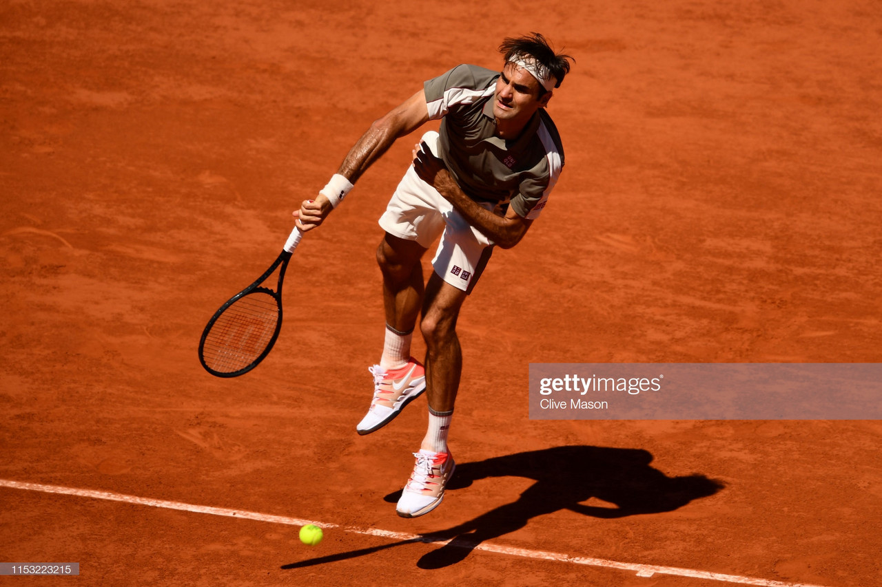 French Open: Roger Federer cruises into the last eight