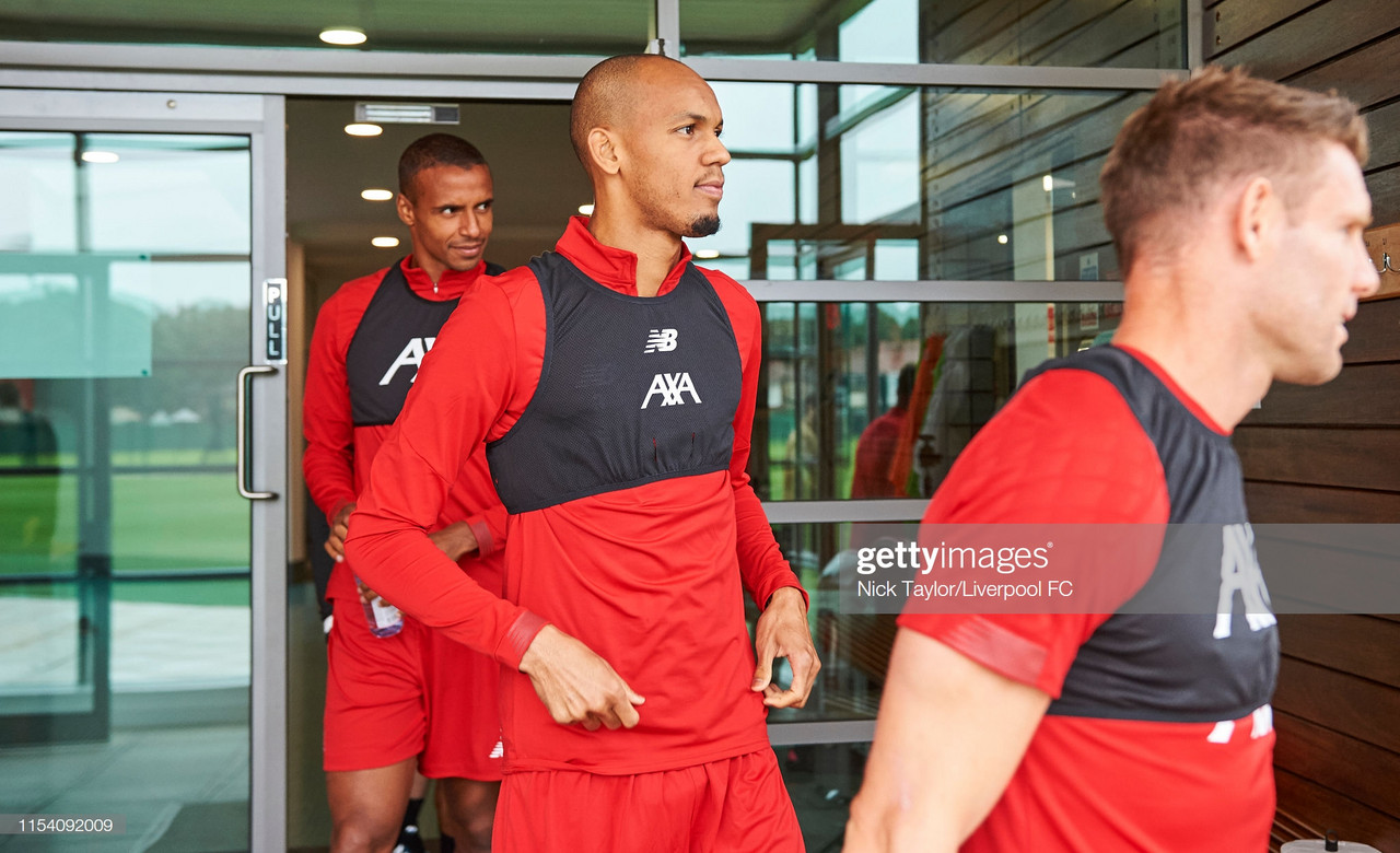 Opinion: Returning Fabinho and Matip have been excellent, but they must earn their recalls