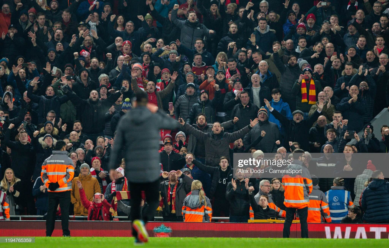 Jurgen Klopp reflects on Liverpool's 2-0 win over Manchester United