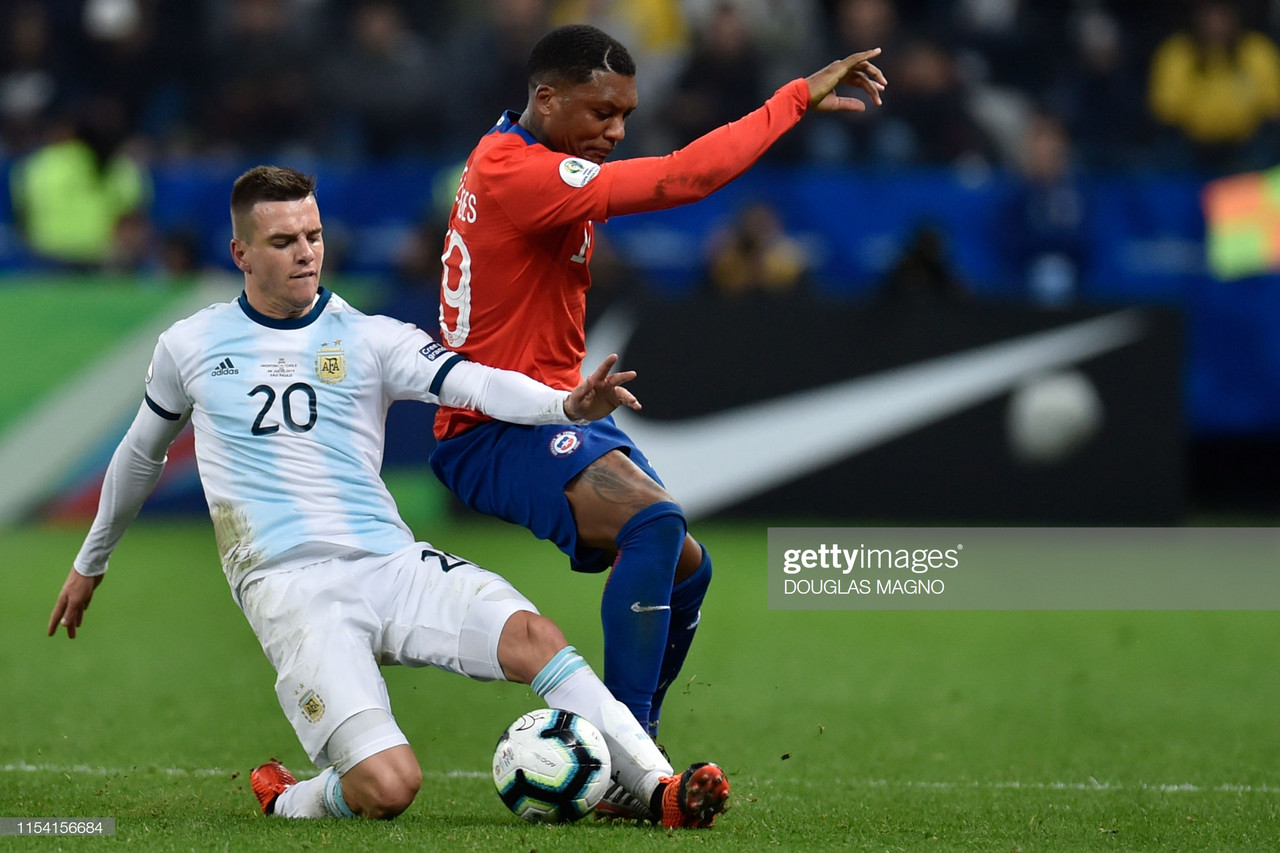 Giovani Lo Celso move to Tottenham Hotspur edging closer