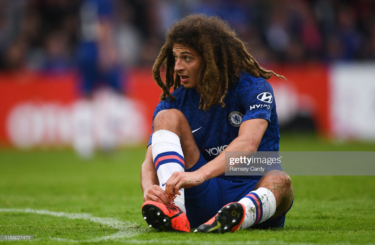 Which Chelsea players are out on loan this season?