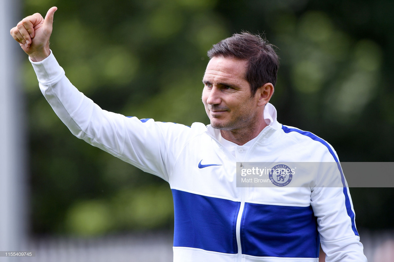 Lampard: Opportunity for young players is there