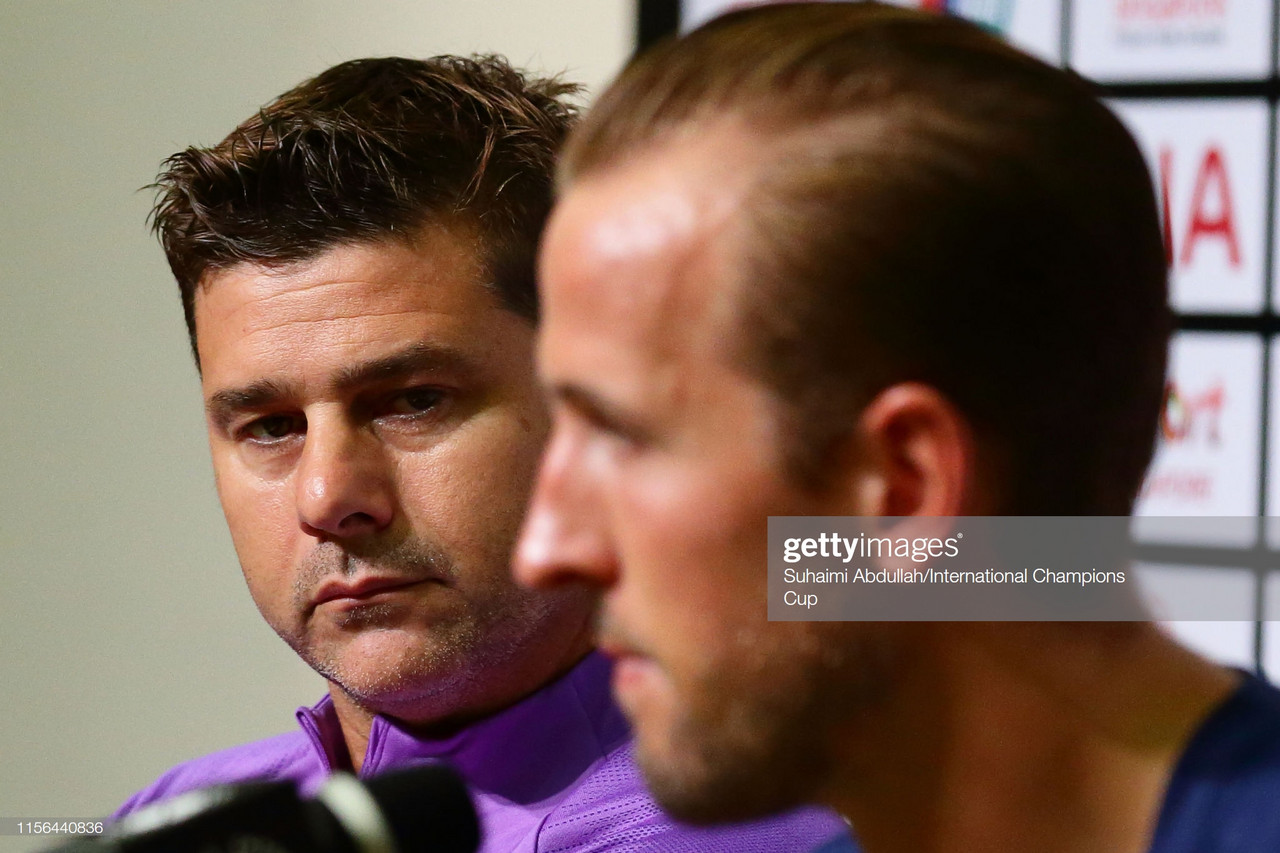 Mauricio Pochettino admits he may have left Spurs had they won the Champions League