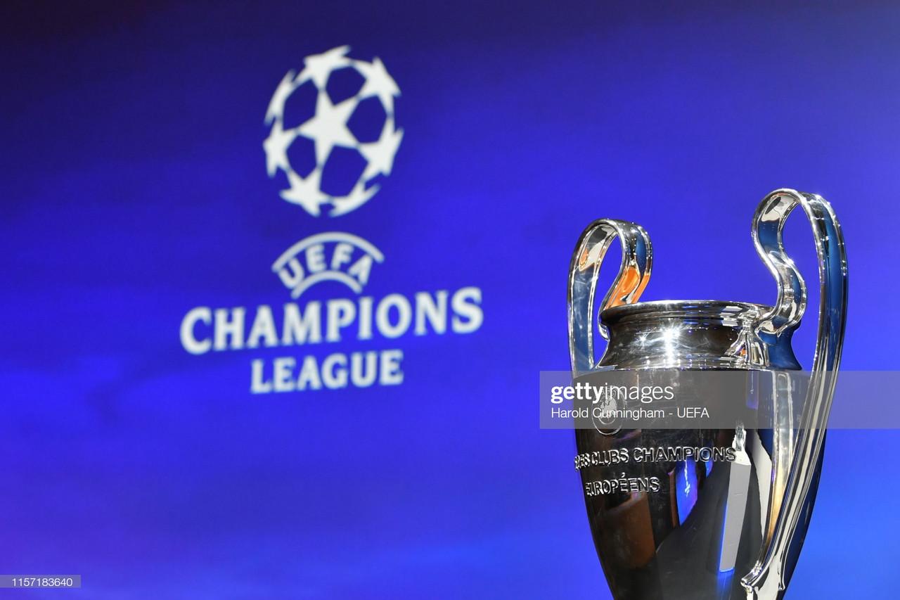 Tudo sobre a terceira pré-eliminatória da Champions League