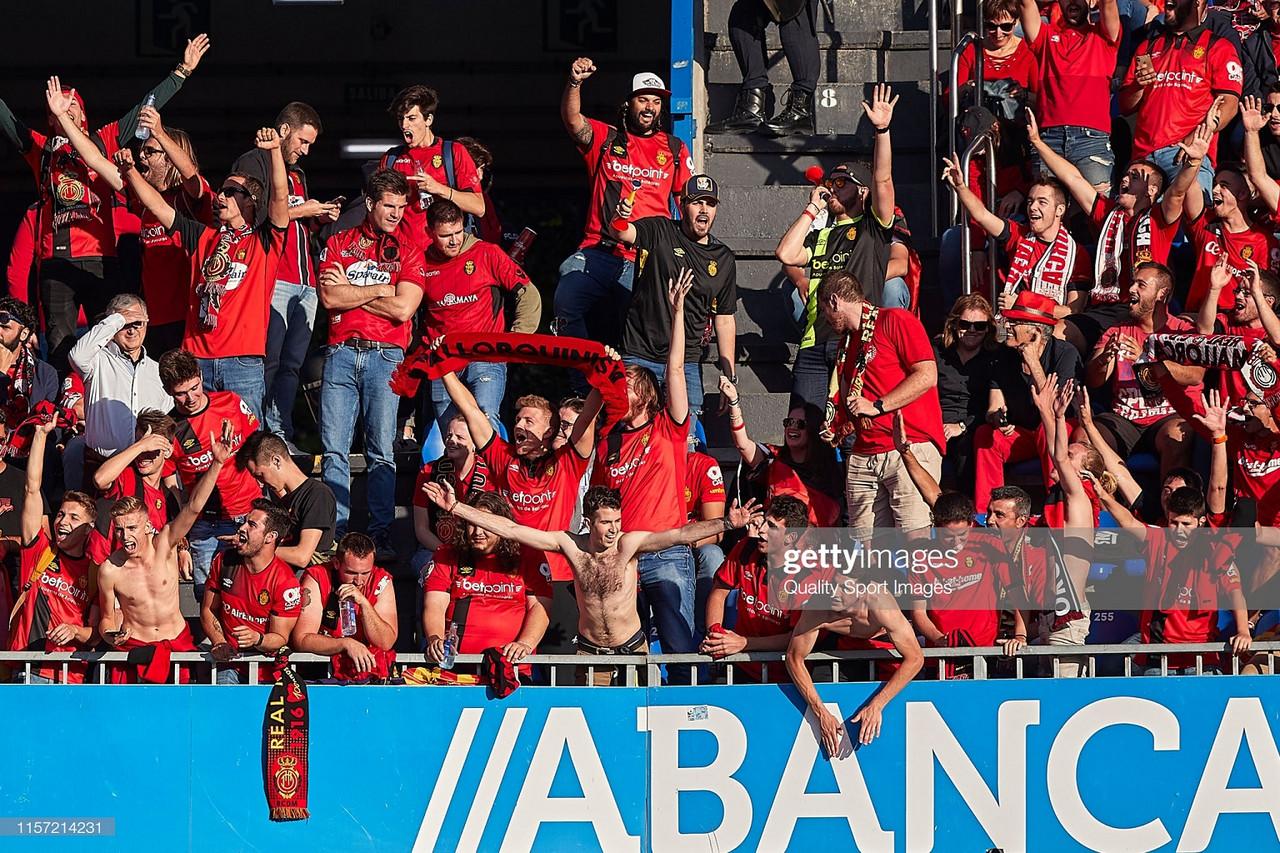 Real Mallorca back in LaLiga