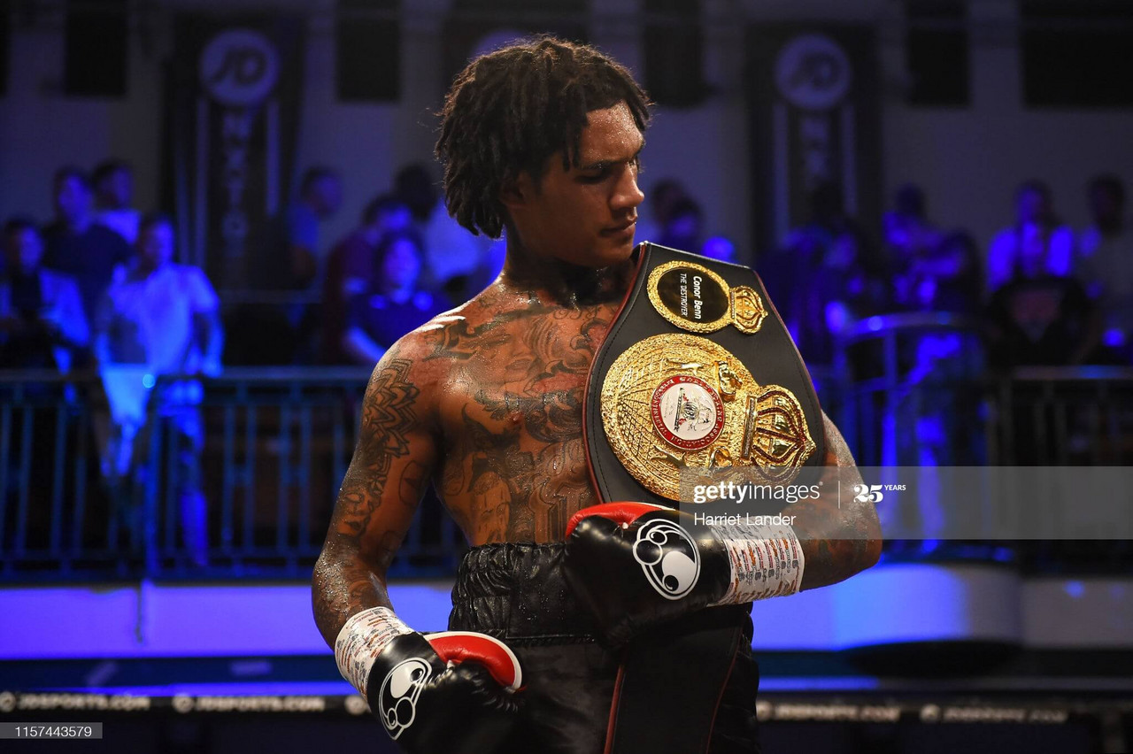 Conor Benn VS. Sebastian Formella: The young star takes a huge step up this weekend