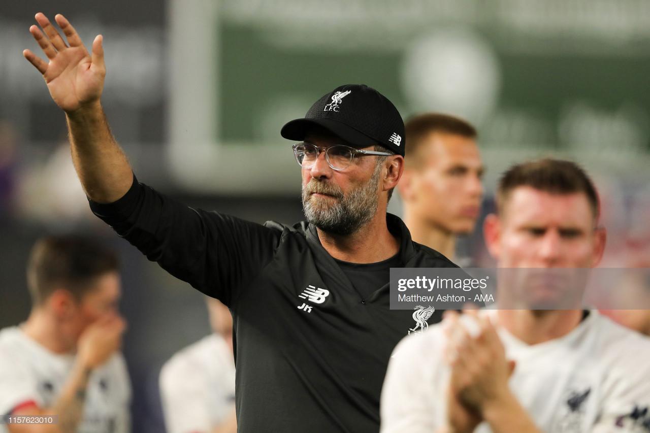 Pre-season stars: Who has impressed for Liverpool?