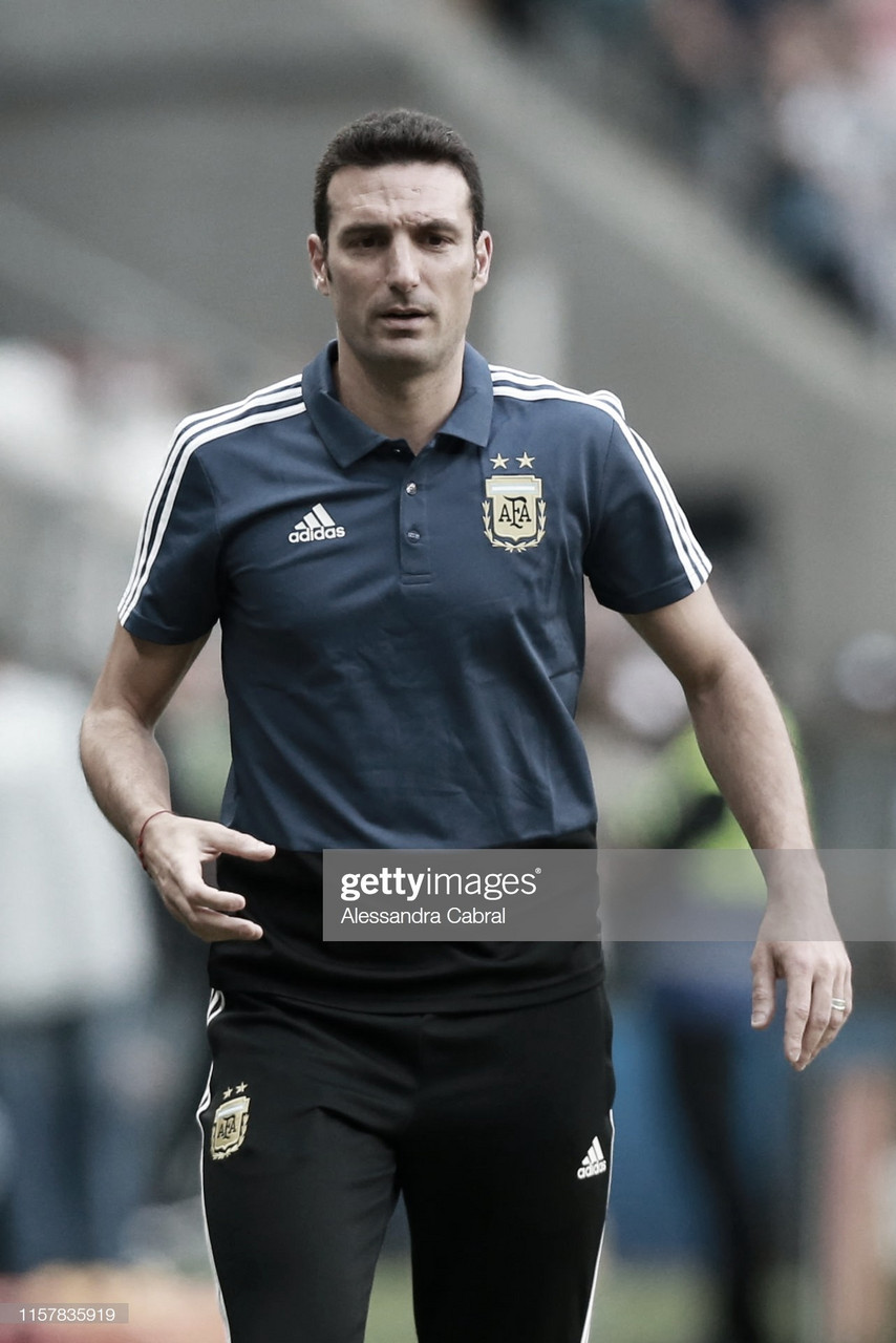Confirmado: Scaloni continuará en las eliminatorias