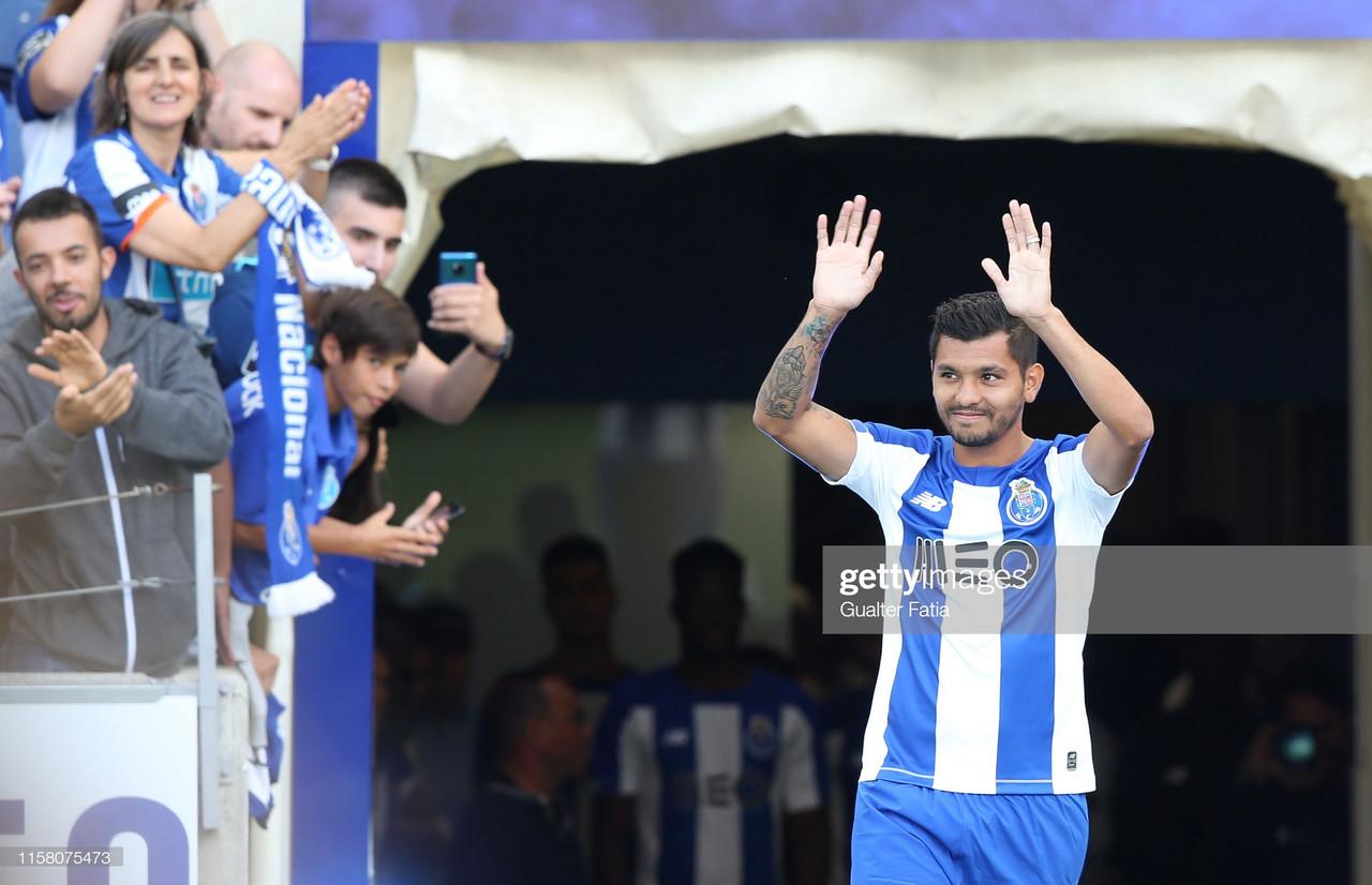 Jogador do FC Porto, Jesus Corona viu o seu golo de Janeiro ser votado o melhor da Liga Portuguesa.